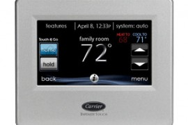 Infinity® Remote Access Touch Control SYSTXCCITW01