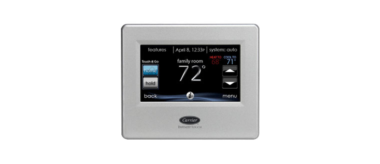 page installation systxccitc carrier electronic united of control manual thermostat infinity technologies user system