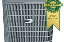 Infinity® 20 Heat Pump with Greenspeed™ Intelligence 25VNA0
