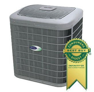 Infinity® 21 Central Air Conditioner 24ANB1