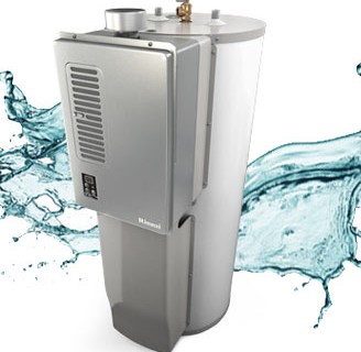 RH180 Hybrid Tank-Tankless Water Heater