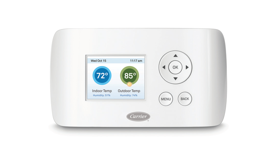 carrier tc whs01. Carrier® Wi-Fi® Thermostat TC-WHS01 - Weldons Comfort Heating, A/C \u0026 PlumbingWeldons Plumbing Carrier Tc Whs01 R
