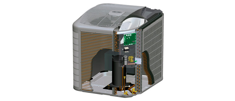 Infinity 21 Central Air Conditioner 24anb1